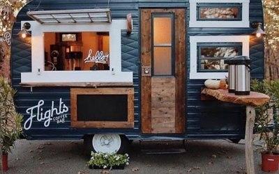Our mini shack