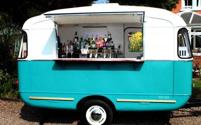 Barbarella Vintage Caravan Bar 2