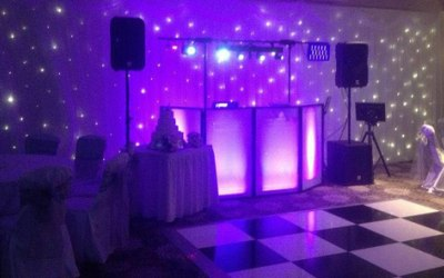 wedding disco 2018
