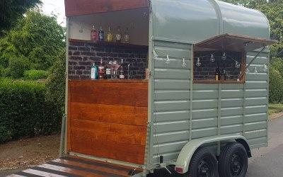 Butterfields Gin & Fizz Bar 1