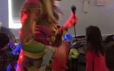 WonderWorm Children's Disco 6