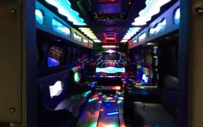 32 sear party bus Limo Hire Portsmouth
