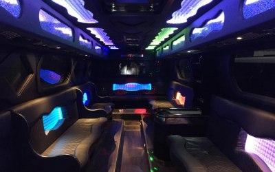 White Partybus