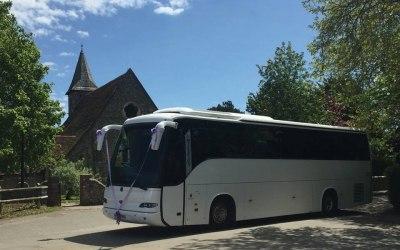 Wedding Limousine Coach