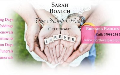 Sarah Boalch The North Wales Celebrant 6