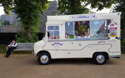Daisy Vintage Ices 1