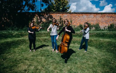 Akina String Quartet 4