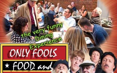 Only Fools and Horses Dining Experience