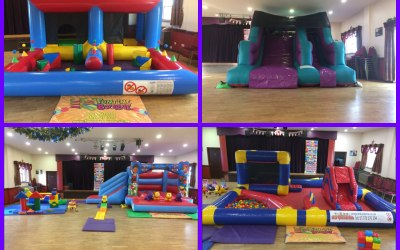 It's Funtime Bourne Bouncy Castle And Soft Play Hire 1