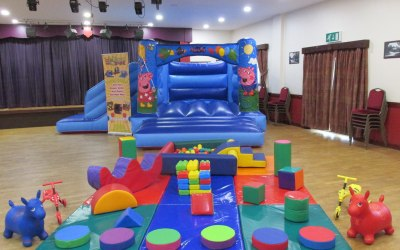 It's Funtime Bourne Bouncy Castle And Soft Play Hire 4