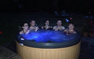Hot Tub Celebrations Hot Tub Hire from £165 for Midweek