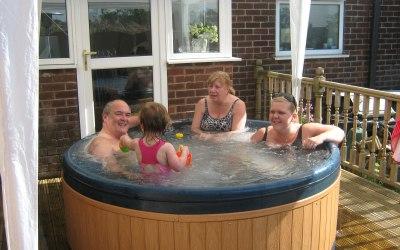 Hot Tub Celebrations 9
