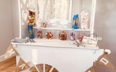 Cart and Candies  1