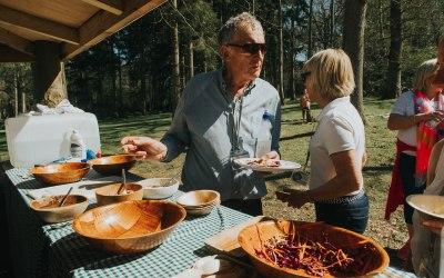 Gourmet Bush Cooking