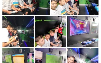Mobile Gaming Zone 3