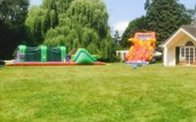 Boing Bouncy Castles 4