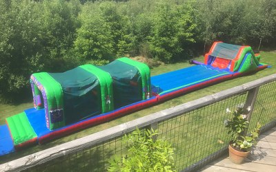 Boing Bouncy Castles 1