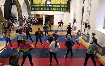 Greentop Community Circus Centre 4