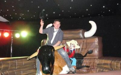 YeeHaa! Rodeo Bull Hire