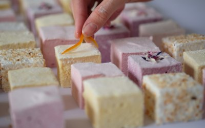 Handcrafted Fresh Fruit Marshmallows