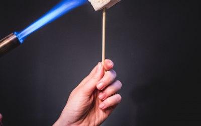 Freshly Toasted Marshmallows