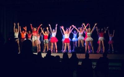 Dance School Christmas Show @ St Joseph's RC High School, Horwich
