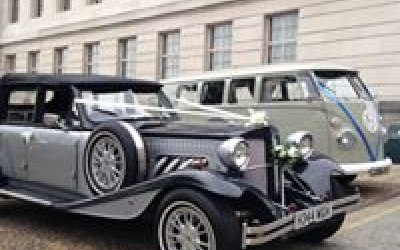 SLS Limousines & Wedding Cars 1