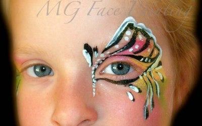 MG Face Painting Margo Gabryelska 2