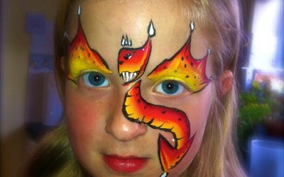 MG Face Painting Margo Gabryelska 3
