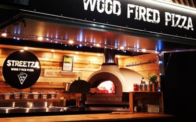 Streetza Wood Fired Pizza 1