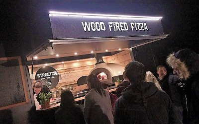 Streetza Wood Fired Pizza 5