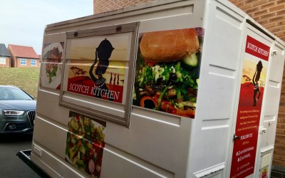 Our mobile catering services