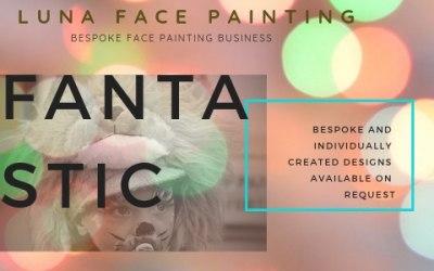Luna Face Painting  4