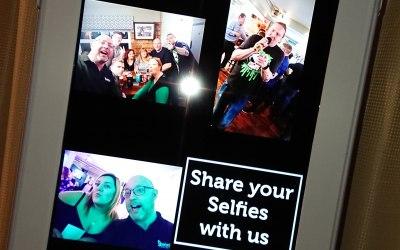 Selfie Genie Close Up