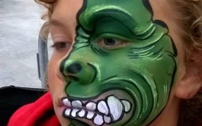 Catz Face Art 7
