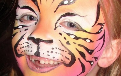 Face Painting Kendal