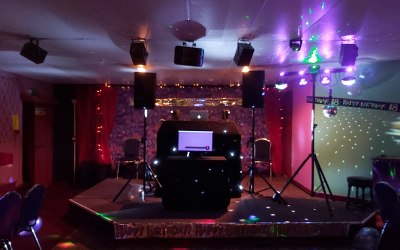 18th Birthday - Disco / Karaoke - Wrexham