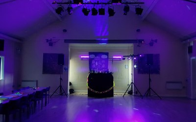 10th Birthday UV Party - Barnton FC