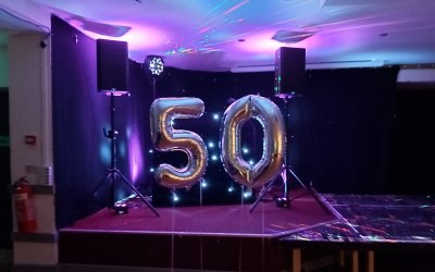 50th Birthday - Chorlton Irish Club