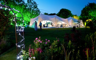 Capri Marquees linked