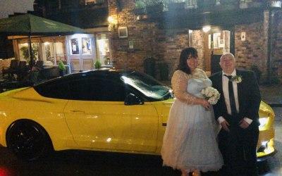 Lisa and Mark wedding