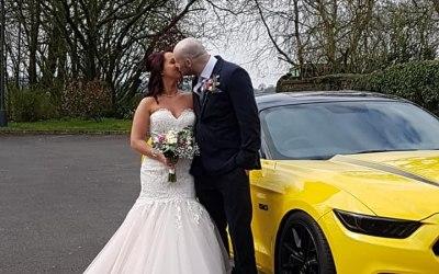 Jodie and Adam wedding