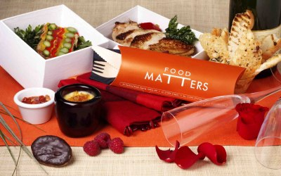 Boxed Meals for meals on the go