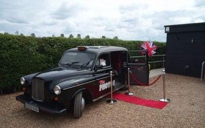 The Photobooth Cab 2