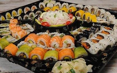 ONaROLL Sushi Platter