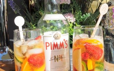 PIMMS...always a popular summer choice!