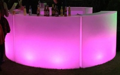 Led bar for hire