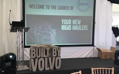 Volvo Launch event