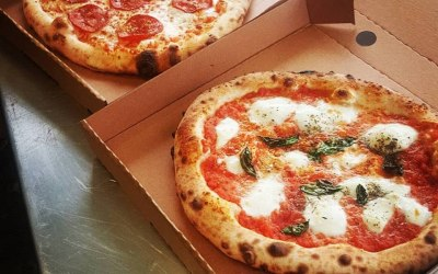 Notorious Wood Fired Pizza Co 7