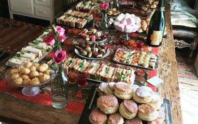 Afternoon Tea Buffet (Luxury Tea)